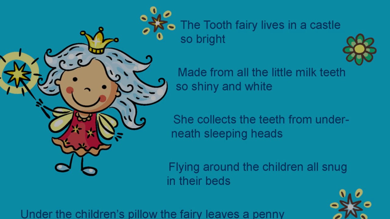 NHSGGC - The Tooth Fairy and Her Castle So Bright