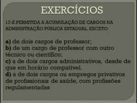 EXERCÍCIOS: CONSTITUIÇÃO DO ESTADO DE SÃO PAULO 2