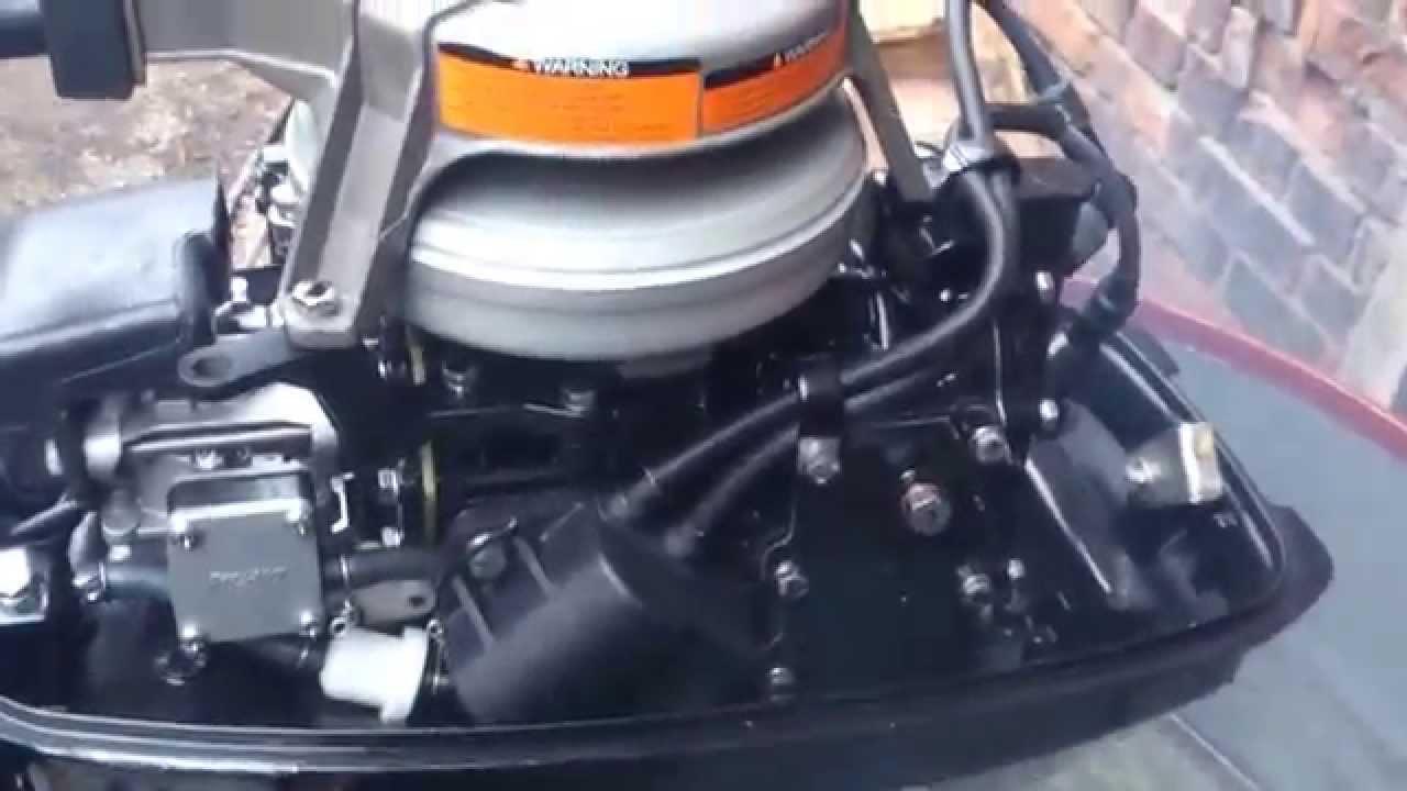 лодочные моторы хайди поломки