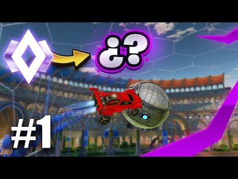 SUBIENDO A ??? EN 1v1 #1 | Rocket League thumbnail