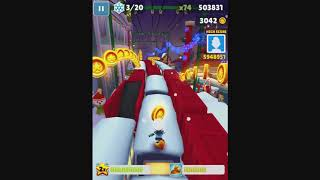 Game Android #1100 Subway Surfers Saint Petersburg Android Gameplay