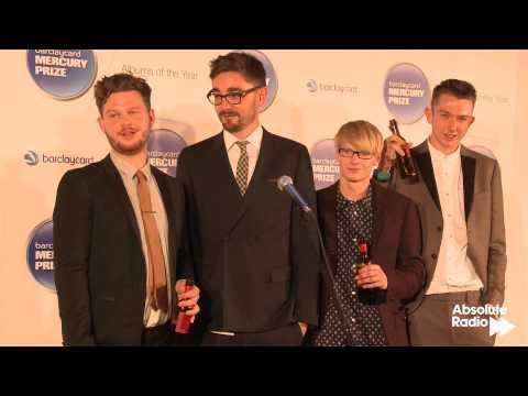 Alt-J win the Mercury Prize 2012 - full press conference