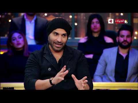 يوم ليك - أحمد فهمي : هنا  الزاهد مش مراتي بس دي بنتي وبعاملها معاملة الأطفال وبفرح بنجاحها جدا