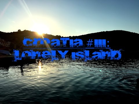 Croatia #3: Dugi Otok - Lonely Island [1080p Full-HD]
