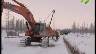 На Ямале создан пункт наблюдения для ликвидации разливов нефти(, 2016-11-30T10:58:16.000Z)