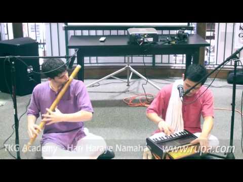 TKG Academy - Bhajan - Hari Haraye Namaha - Barnes and Noble 5/9