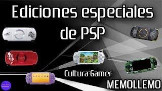 Ediciones Especiales de PSP | Cultura Gamer |