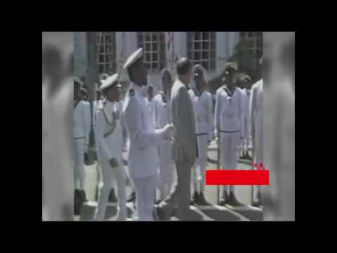 30 July 1987 Deadly Attack on Rajiv Gandhi
