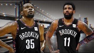 "Kevin Durant x Kyrie Irving Mix - ""Brooklyn We Go Hard"" - Nets Hype"