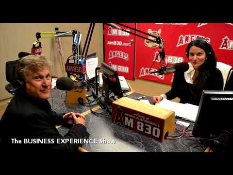 The Business Experience Show - Episode 028 - Business Publicity California Business Journal PR Biz