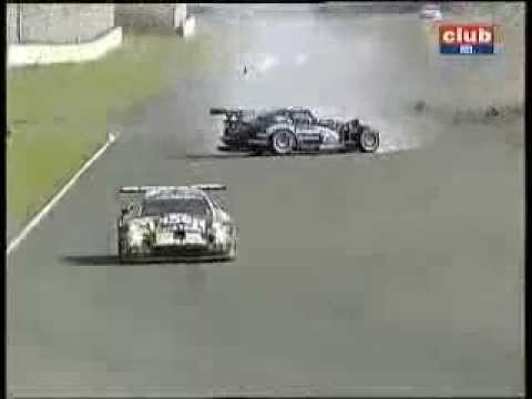 Dreadful GT-Crash - Dogde Viper GTR-S vs. Lister Storm