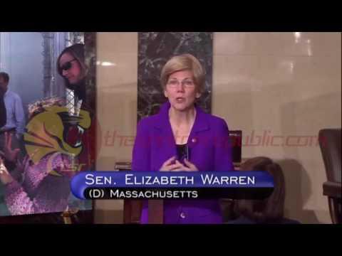 Trump's #MuslimBan: Sen. Elizabeth Warren Exposes Republican Hypocrisy