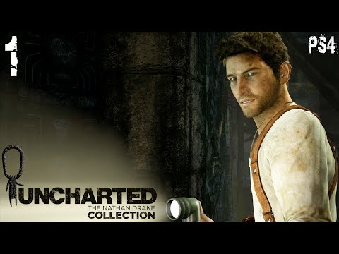 Let's Play ► Uncharted: Drake's Fortune - Part 1 - First 30 Minutes[Blind][Nathan Drake Collection]