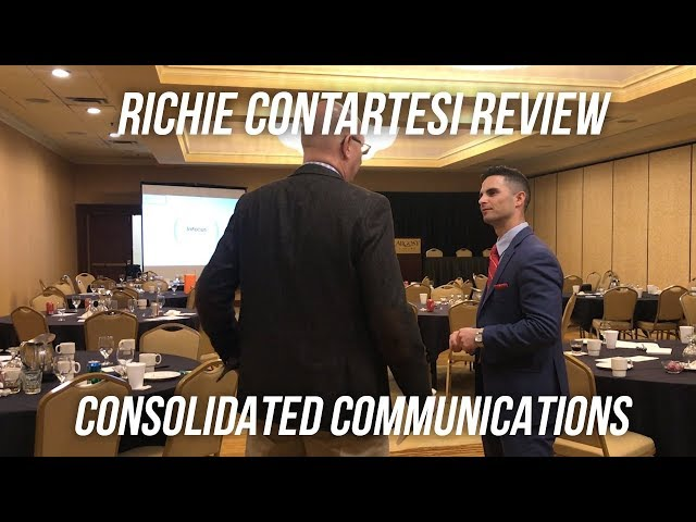 Richie Contartesi Review | Consolidated Communications