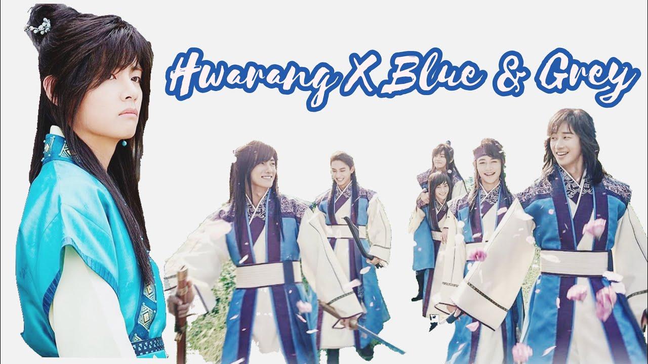 Hwarang X Blue and Grey [OG version]