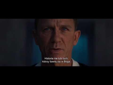 James Bond: Nie czas umierać - Zwiastun PL (Official Trailer)