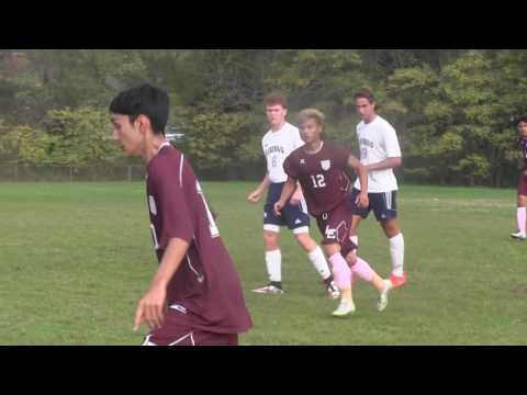Winthrop Boys Soccer VS Lynn English