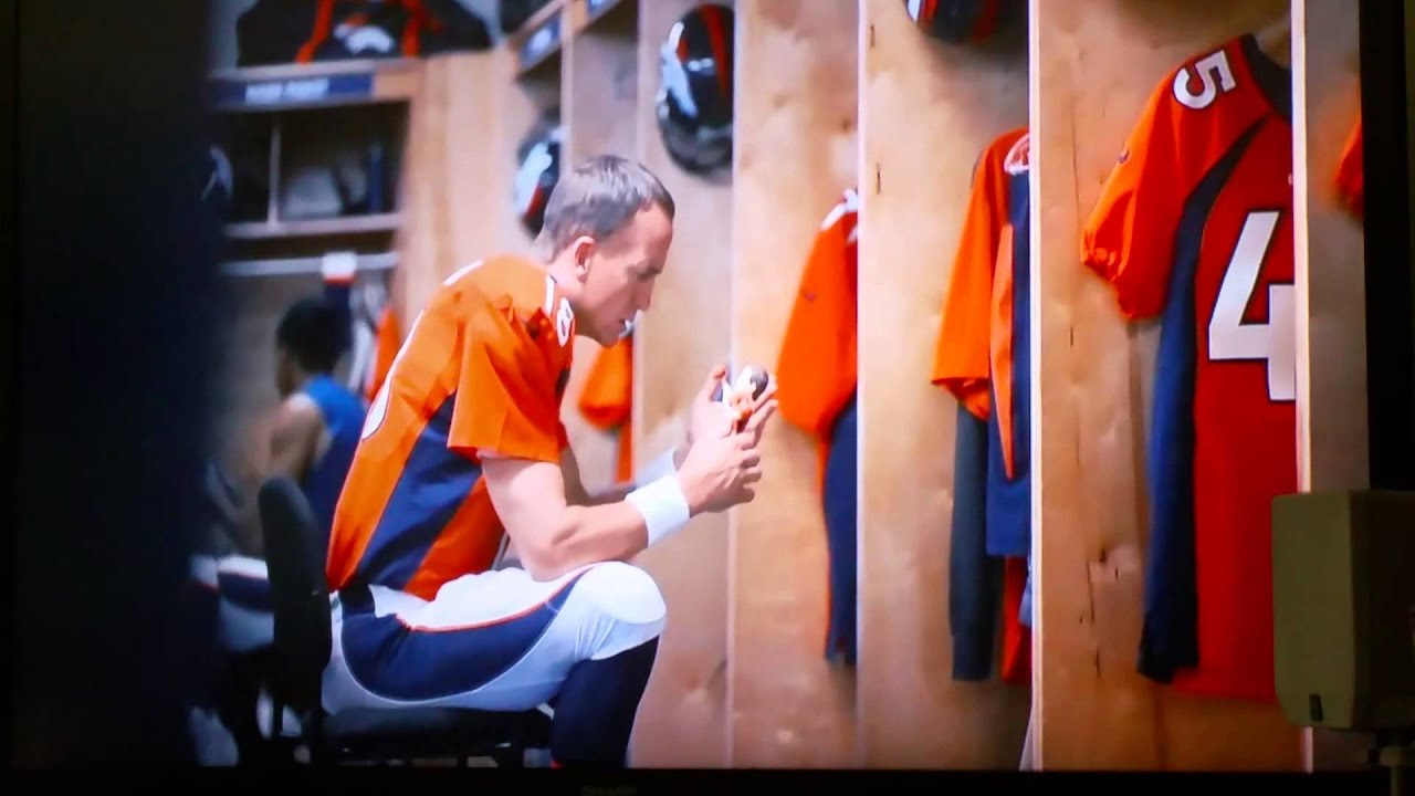 The New Peyton Manning Nationwide Commercial! - YouTube