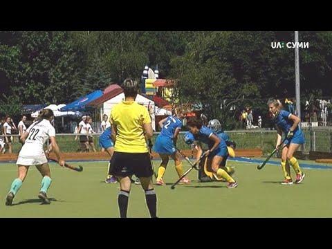 Суспільне Суми: Третій тур чемпіонату України з хокею на траві закрили у Сумах