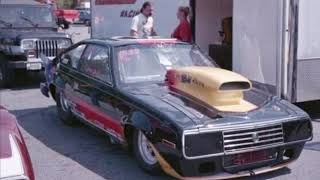 drag cars and doorslammers