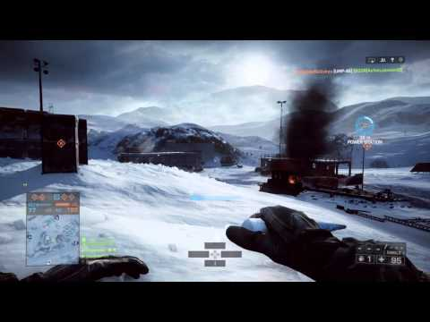 BF4: Icicle Location