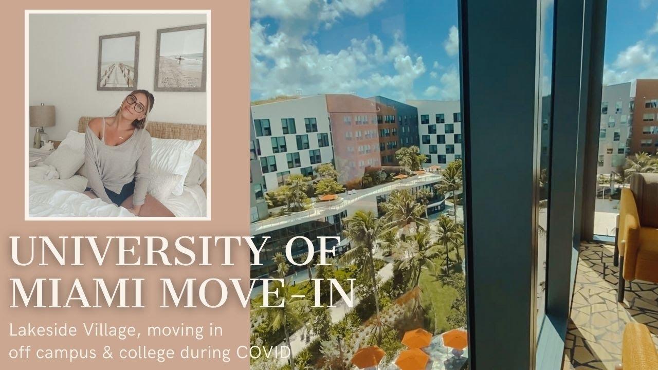 University Of Miami Dorms University Of Miami Lakeside Village Lakeside