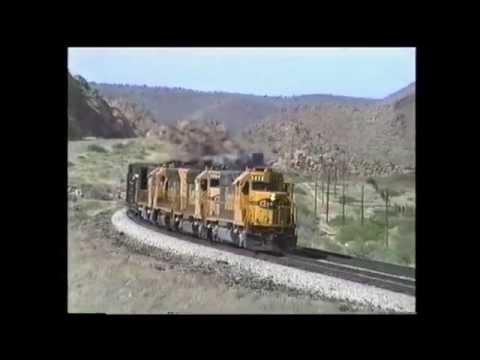 ATSF Transcon 1989