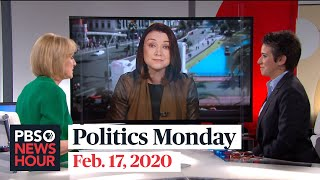 Tamara Keith and Amy Walter on Nevada caucuses, Bloomberg's ad blitz