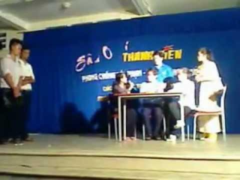 Tiểu phẩm phòng chống bạo lực học đường THPT SÓC SƠN