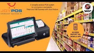 Android pos system | joypos cloud application successful retail and f&b business