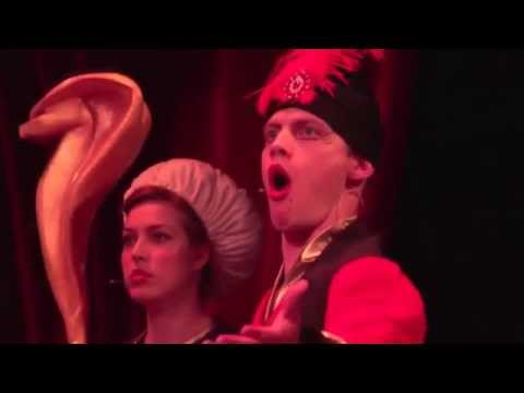 """Twisted"" (StarKid) Funny Moments"