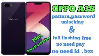 Download Oppo A3s Qfil Firmwear Cph1803 Qfil Flash File A3s Free
