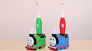 Thomas and Percy electric toothbrush Thomas & Friends RiChannel