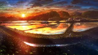 Wallpaper Preview  Anime Landscape Sunset  For Wallpaper Engine