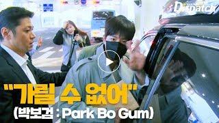 """박보검(Park Bo Gum), """"가릴 수 없어""""…완성형 미남 [디패짤]"""