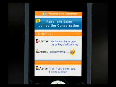 Telenor MobInt Chat