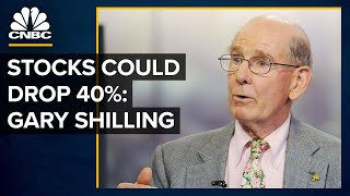 What's Next For The U.S. Economy: Gary Shilling