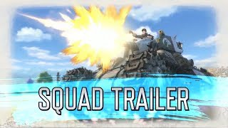 Gambar cover Squad E Reporting for Duty in Valkyria Chronicles 4