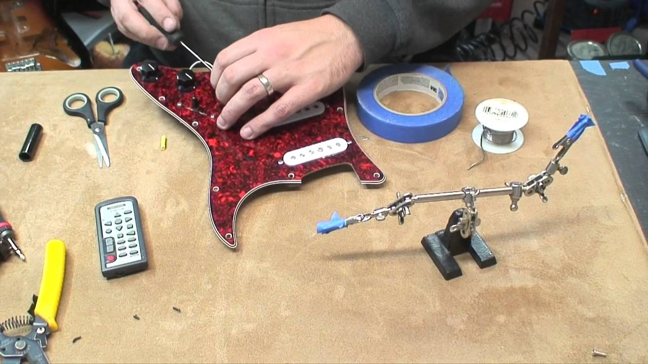 Unusual Strat Style Guitar Tall Ibanez Wiring Flat Dragonfire Pickups Wiring Diagram Les Paul 3 Pickup Wiring Old Dimarzio Color Code RedCar Alarm Installation Instructions Squier Strat: Upgraded With MIM Pickups And New Electronics ..