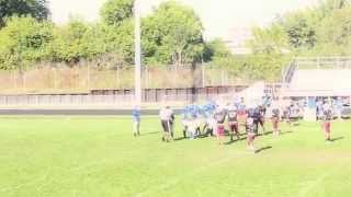 hamtramck middle school vs river rouge middle school football 2015