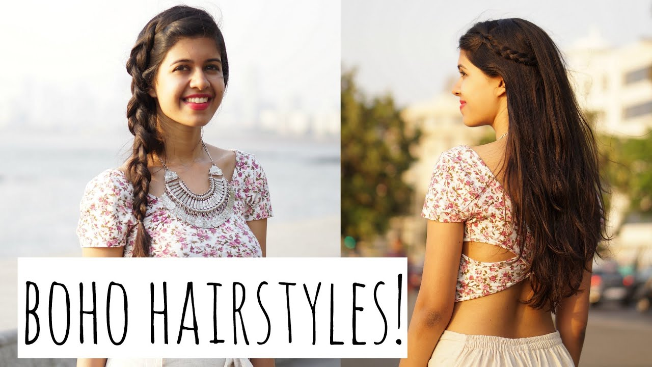 How To Boho Tumblr Hairstyles Outfit With Knot Me
