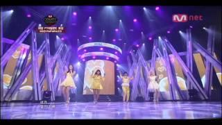 [K-POP]Mnet - M countdown, Sistar (Shady Girl), CJ E&M