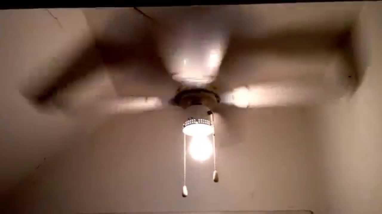 1990 heritage spector 36 ceiling fan youtube - Little max ceiling fan ...