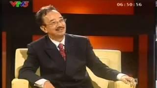 Tiến Sĩ Kinh Tế Alan Phan _Bài nói chuyện về vấn đề tiền bạc (VTV3)