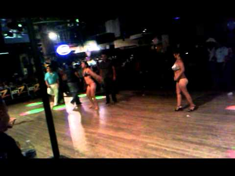 Pura Chica Sexy Club Rodeo Austin Texas Youtube