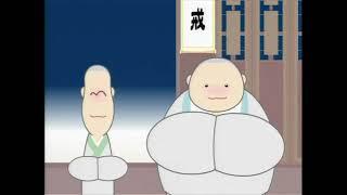 禪畫卡通動畫 大慧集 - 24 不語戒 (Zen Wisdom)