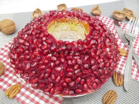 рецепты праздничных блюд пошаговые фото