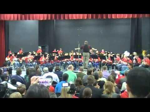 African Noel-Schimelpfenig Middle School 6th Grade Band (black)