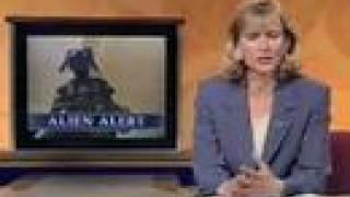 Alien captured on CCTV thumbnail