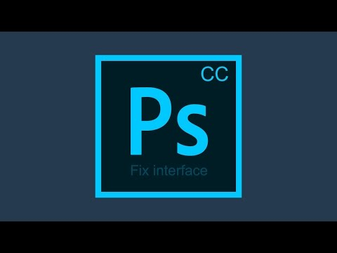 Fix the resolution problem in Photoshop CC on Hi DPI Windows displays